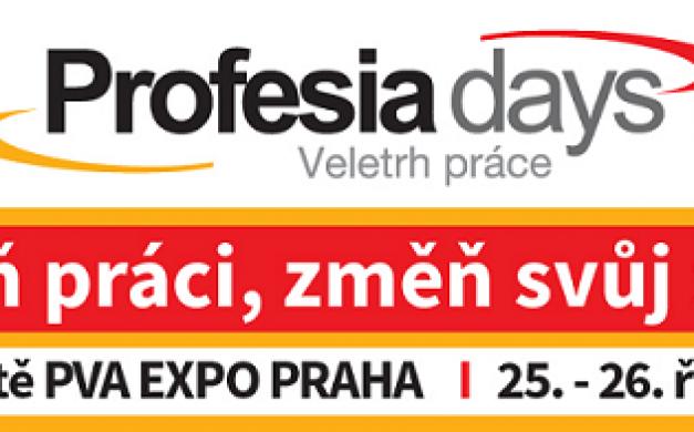 Gi Group Czech Republic je i letos součástí veletrhu Profesia Days 2017!