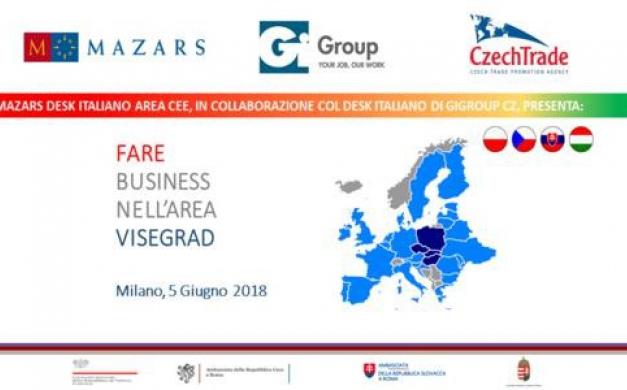 "SUCCESSFUL EVENT IN MILAN: ""DOING BUSINESS IN THE VISEGRAD AREA"""